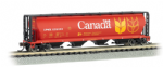 19181 Bachmann US N Scale Canadian 4-Bay Grain Hopper Canada Grain